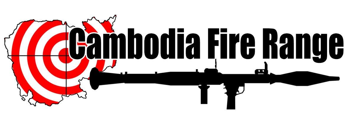Cambodia Shooting Range - Your Adrenaline Release - Tripily